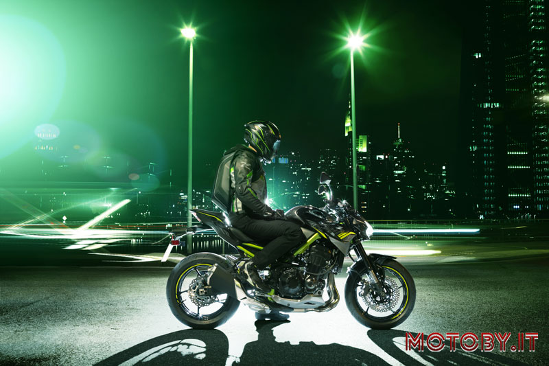 Kawasaki Z900 MY2020