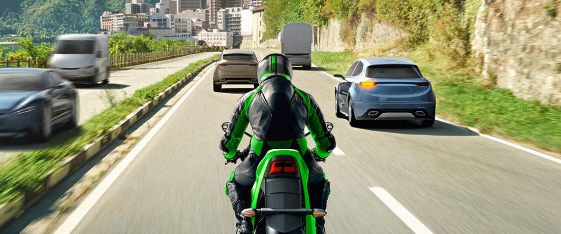 Kawasaki Bosch sicurezza