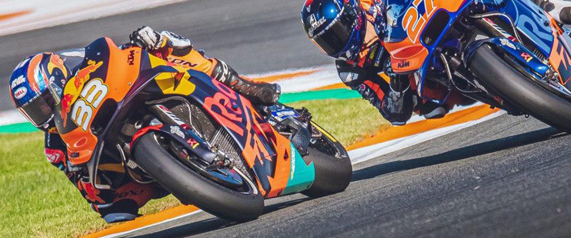Moto GP Red Bull KTM