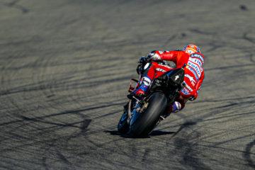 Al via la stagione MotoGP 2020: in Spagna i primi test Ducati