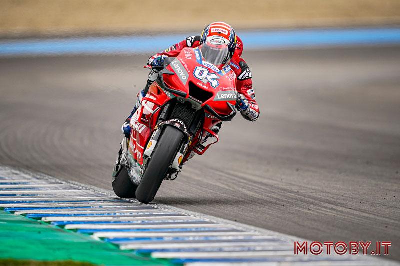 Andrea Dovizioso Ducati MotoGp Jerez
