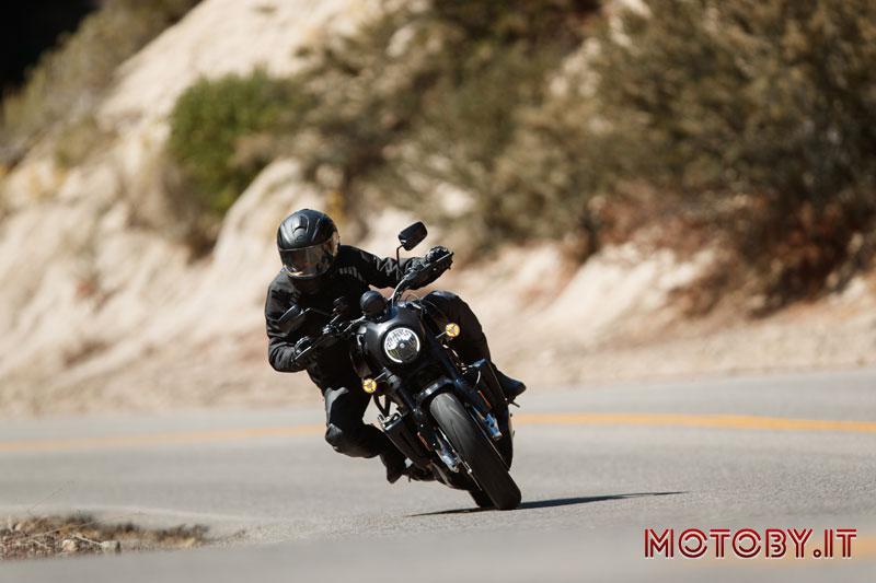 Harley Davidson Streetfigher Bronx