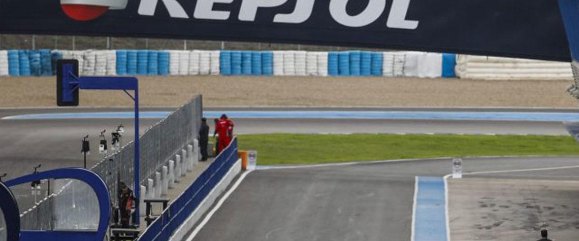 Team Repsol Honda MotoGP Jerez