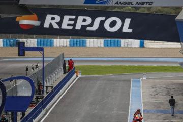 La pioggia interrompe i test di Jerez e i fratelli Marquez pianificano l'inverno per la prossima stagione MotoGP