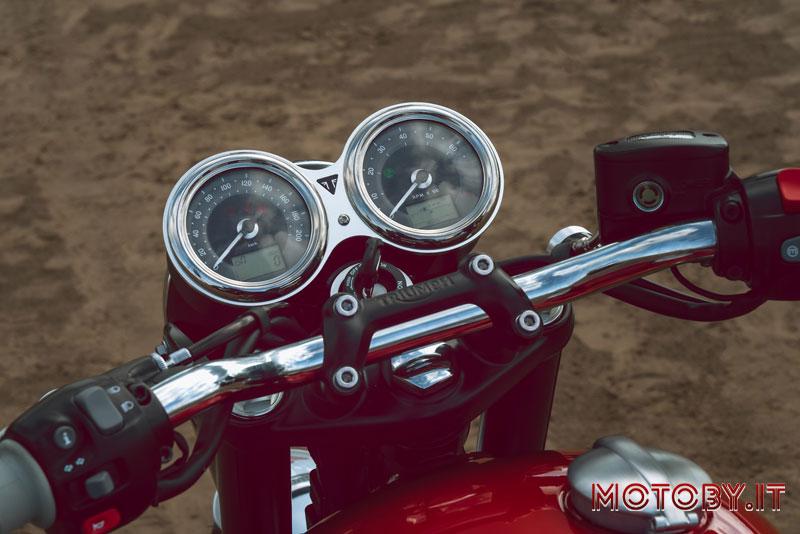 Triumph Bonneville T120 Ekins