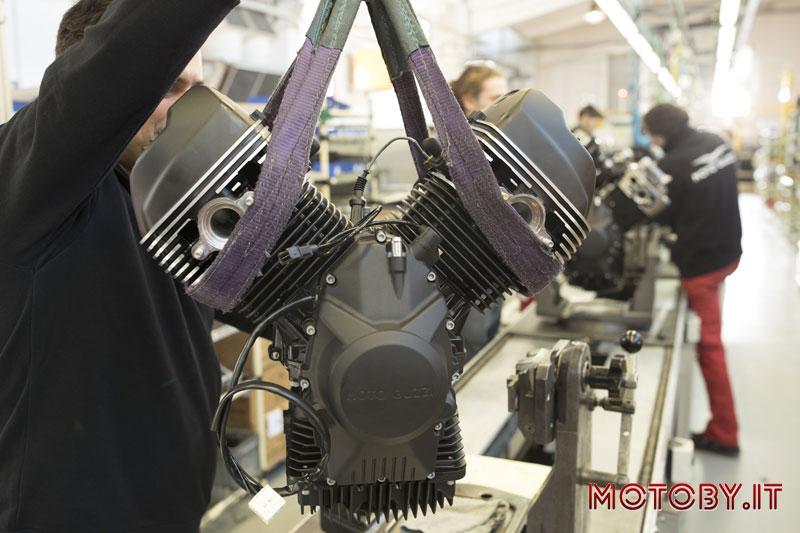Moto Guzzi V9 Roamer V9 Bobber