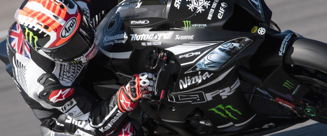 Kawasaki Racing Team Rea Jerez