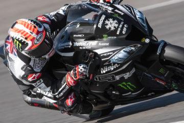 Kawasaki Racing Team SBK: completati i test a Jerez