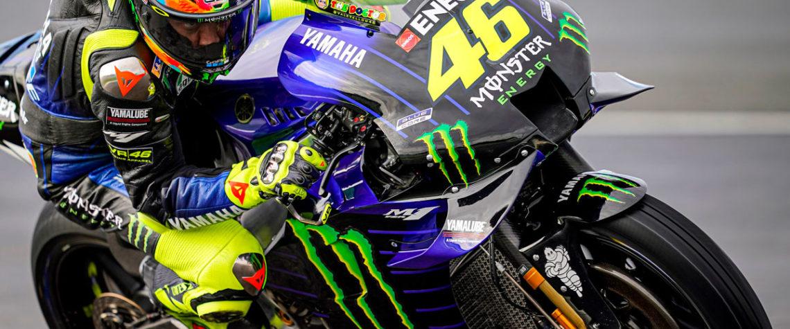 Valentino Rossi Jerez Test MotoGP