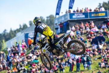 Rockstar Energy Husqvarna Factory Racing prolunga il contratto di Zach Osborne