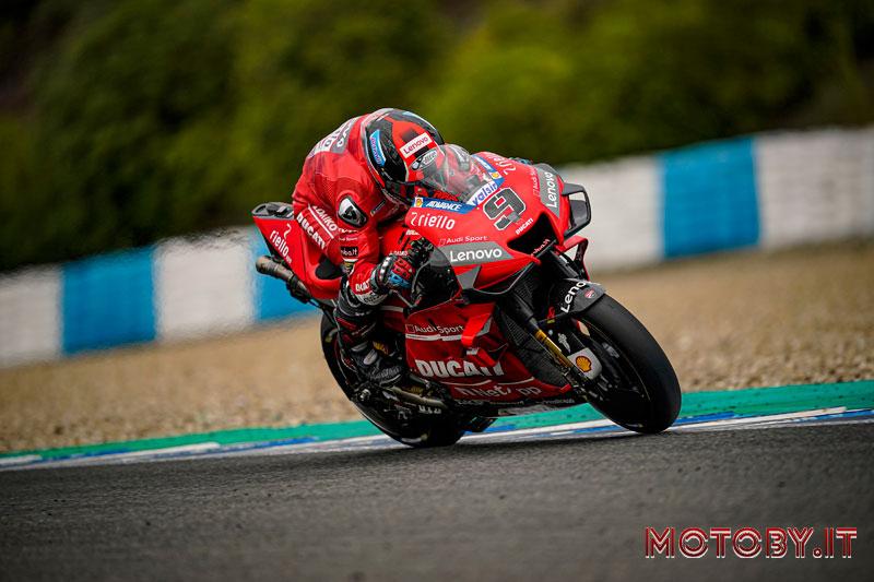 Danilo Petrucci Ducati MotoGP Jerez