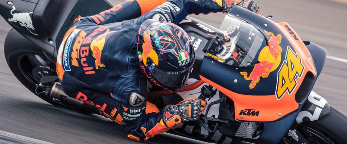 Red Bull KTM Test Jerez