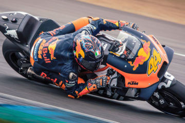 Red Bull KTM Test Jerez