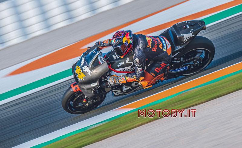 Pol Espargaro Red Bull KTM