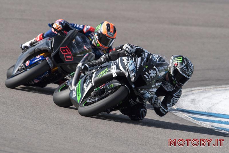 Kawasaki Racin Team Lowes Jerez