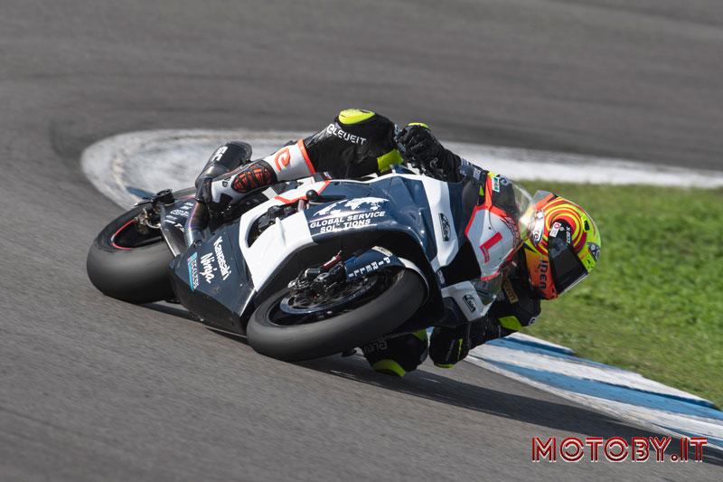 Kawasaki Pedercini Racing Savadori Jerez