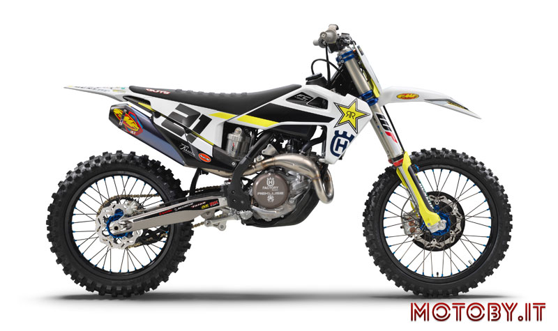 Husqvarna Motorcycle FC450 Rockstar Edition 2020