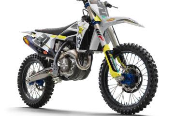 Husqvarna Motorcycles FC450 Rockstar Edition
