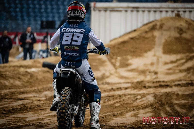 Alfredo Gomez Rockstar Energy Husqvarna Factory Racing