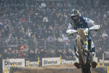 Gomez Rockstar Energy Husqvarna Factory Racing