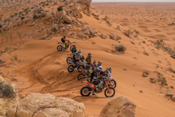 Freeracing Deserto Tunisia