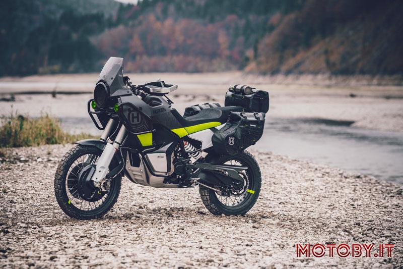 Husqvarna Motorcycle Concept Norden 901