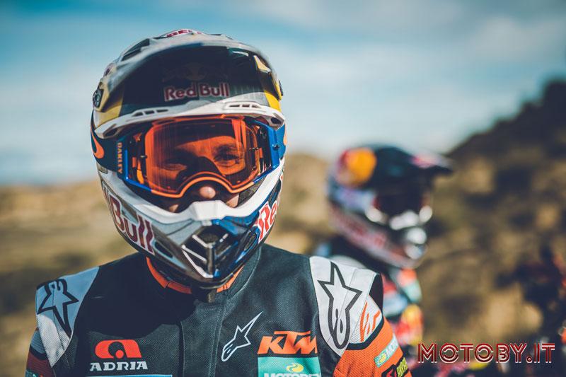 Sam Sunderland Red Bull KTM Racing Dakar 2020