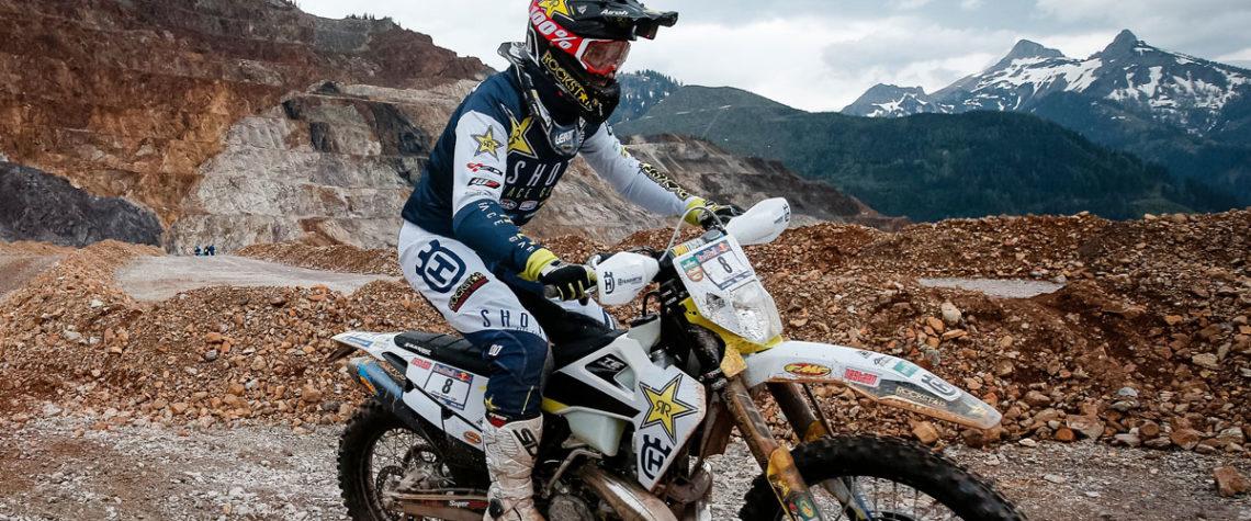 Alfredo Gomez Husqvarna Motorcycles