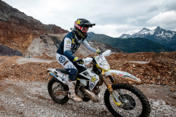 Husqvarna Motorcycles prolunga il contratto di Alfredo Gomez