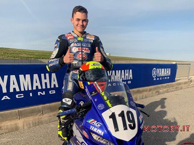 bLu cRU Yamaha Racing