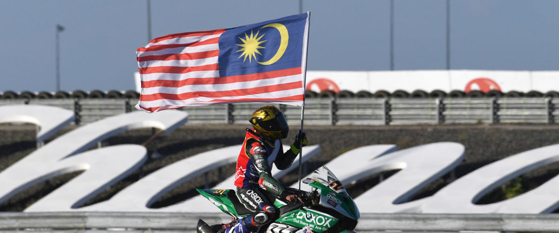 Asia Road Racing Championship Azlan Shah Kamaruzaman