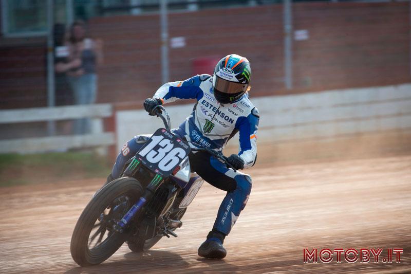 Estenson Racing Yamaha Flat Track