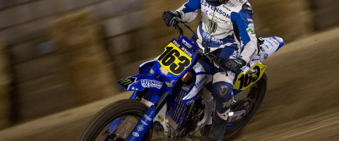 Estenson Racing Flat Track Yamaha