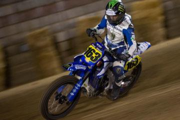 Yamaha annuncia il supporto per il team americano Flat Track Estenson Racing 2020