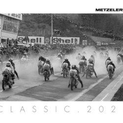 Calendario 2020 Metzeler