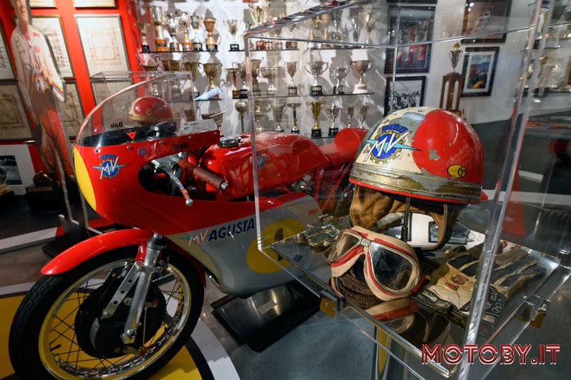Museo Giacomo Agostini Bergamo