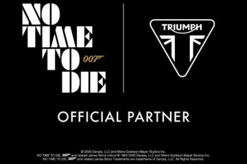 Triumph Motorcycles e James Bond 007