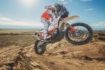 Red Bull KTM Racing Dakar 2020
