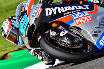LIQUI MOLY diventa lo sponsor principale di Moto2-Team