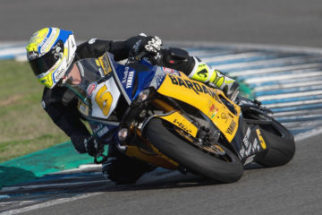 Team Bardahl Evan Bros Yamaha Supersport Jerez