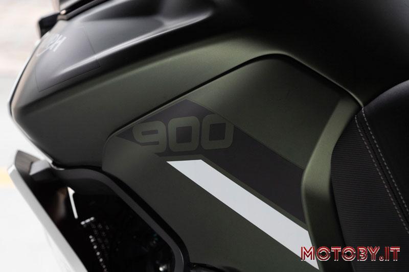 Triumph Tiger 900 Rally Pro