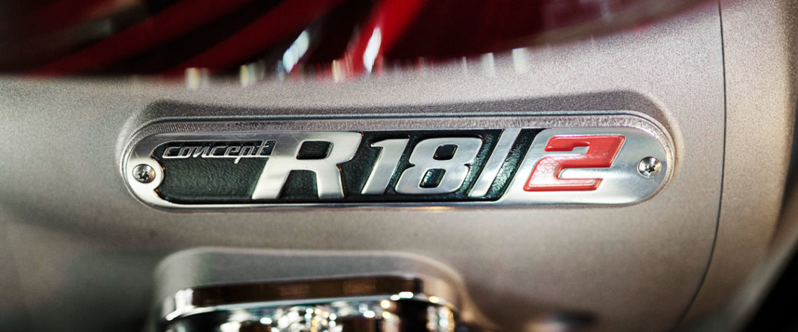 BMW Concept R18/2