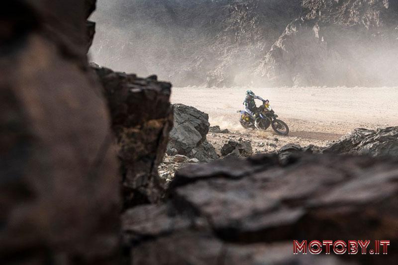 Monster Energy Yamaha Rally Team dakar