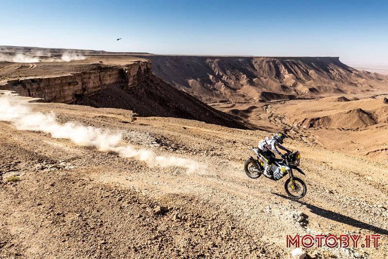 Andrew Short Dakar 2020