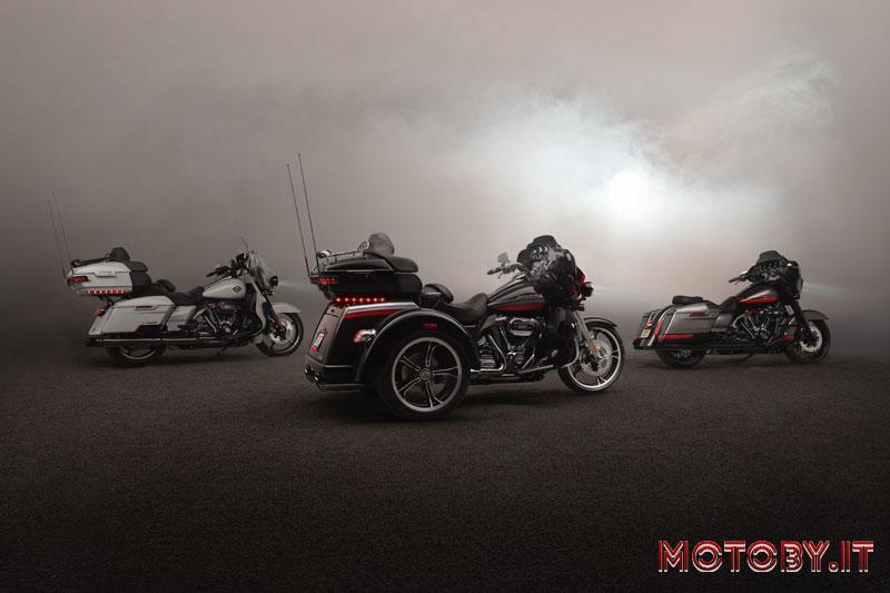 Harley-Davidson Touring CVO