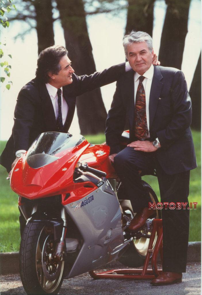 Claudio Castiglioni e Massimo Tamburini