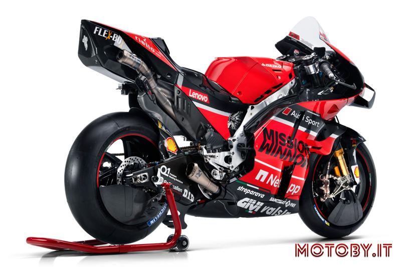 Ducati Desmosedici GP2020