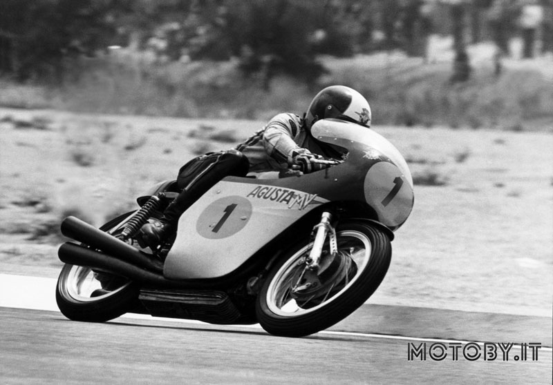 Giacomo Agostini MV Agusta