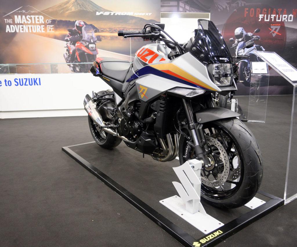 Suzuki Katana Motor Bike Expo 2020