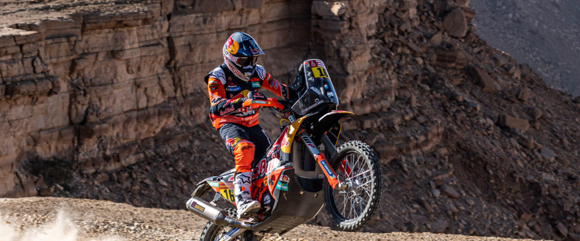 Benavides KTM Dakar Rally 2020